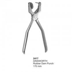 Rubber Dam Instruments, Rubber Dam clamps