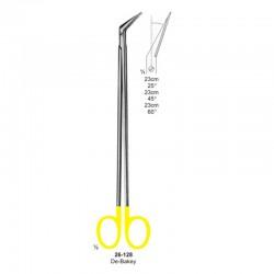 Scissors with Tungsten Carbide Inserts